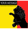 Lion message vector