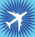 Airplane4 vector