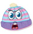 Cartoon hat vector