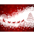 Beautiful christmas new year vector