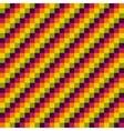 Pixel modern geometric seamless pattern vector