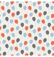 Festive pattern with balloons vector