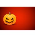 Halloween card or banner vector