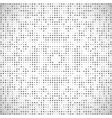 Circles grey pattern vector