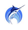 Marlin makaira vector