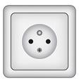 Wall socket vector