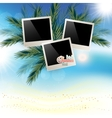 Solar gierki day with photos onmarine abstract vector