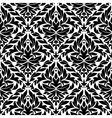 Damask vintage seamless pattern background vector