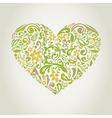 Plant heart2 vector