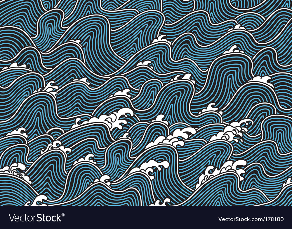Japan pattern vector | Price: 1 Credit (USD $1)