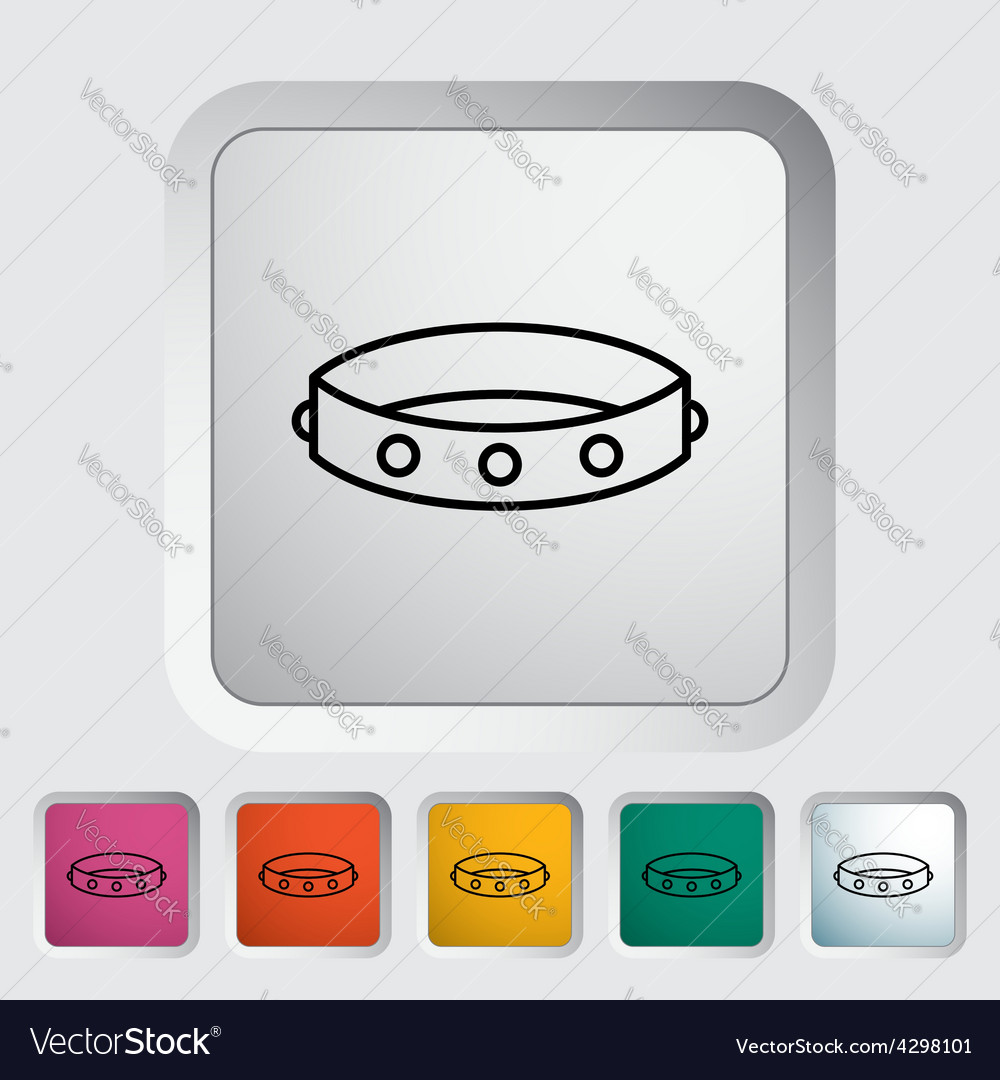 Collar vector | Price: 1 Credit (USD $1)