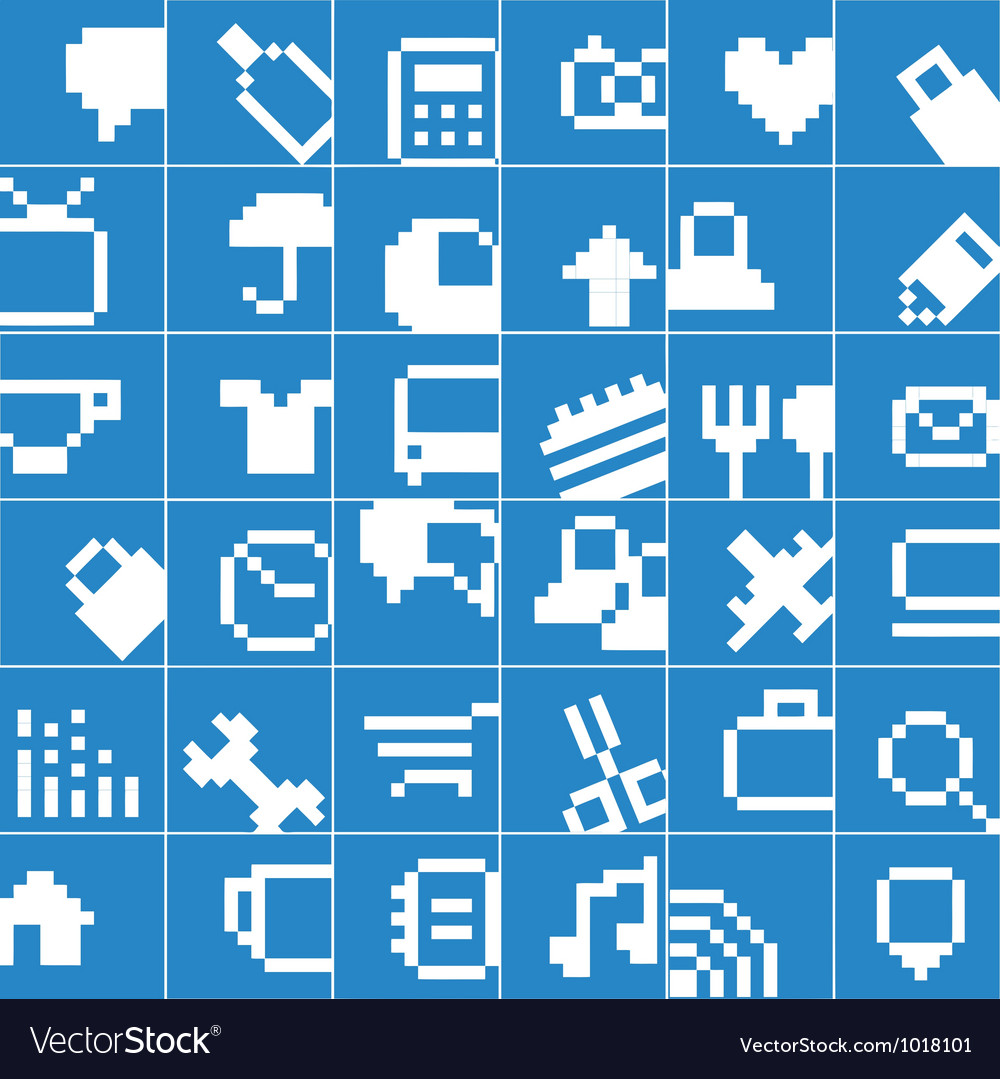 Modern social media button interface vector | Price: 1 Credit (USD $1)