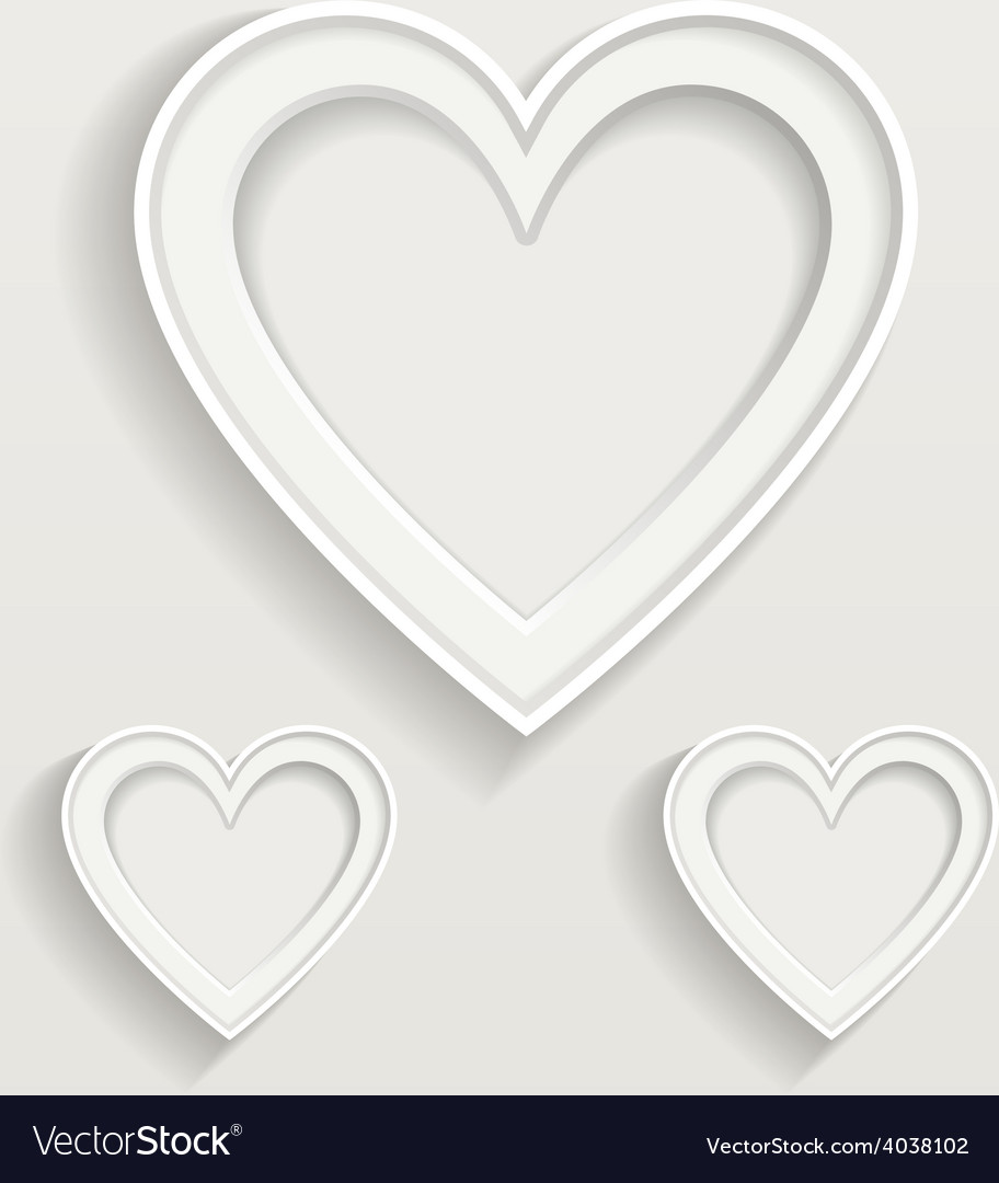 Blank frames collection on wall with realistic vector | Price: 1 Credit (USD $1)