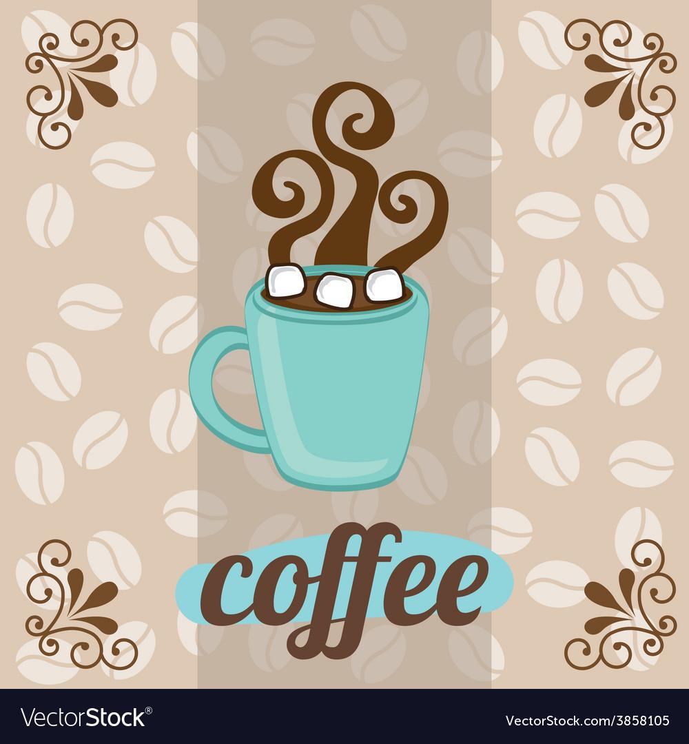 Delicious coffee vector   Price: 1 Credit (USD $1)