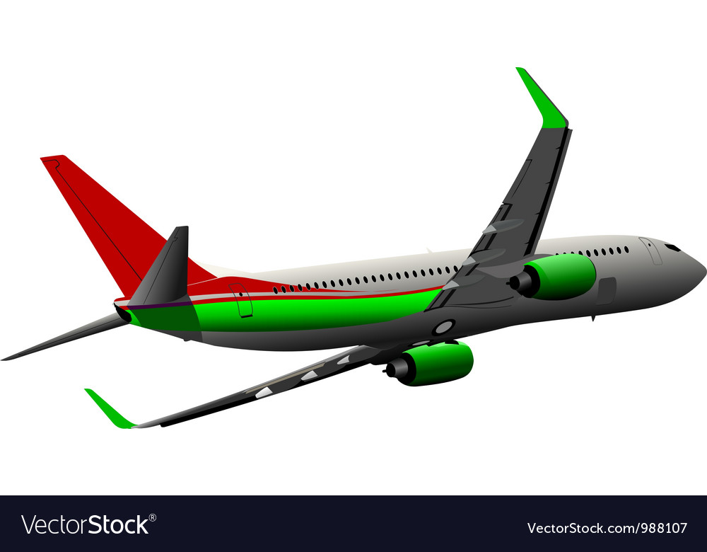 Airplane toy vector | Price: 1 Credit (USD $1)