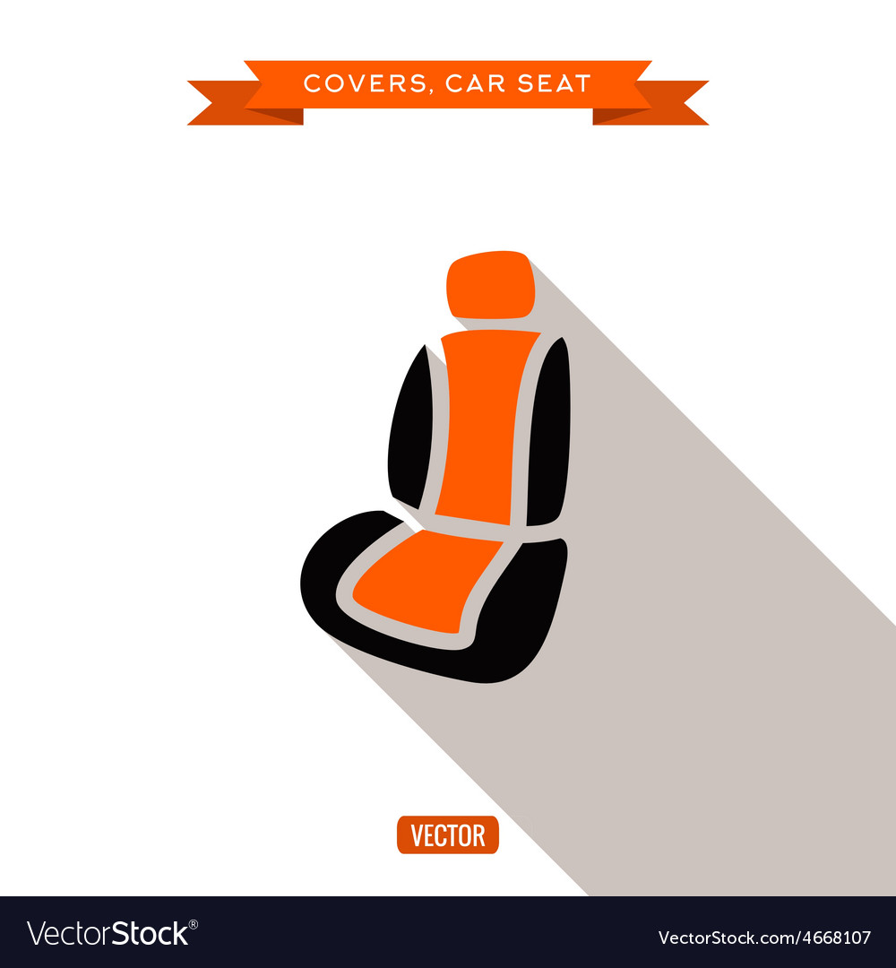 Covers and car seats for the car vector | Price: 1 Credit (USD $1)