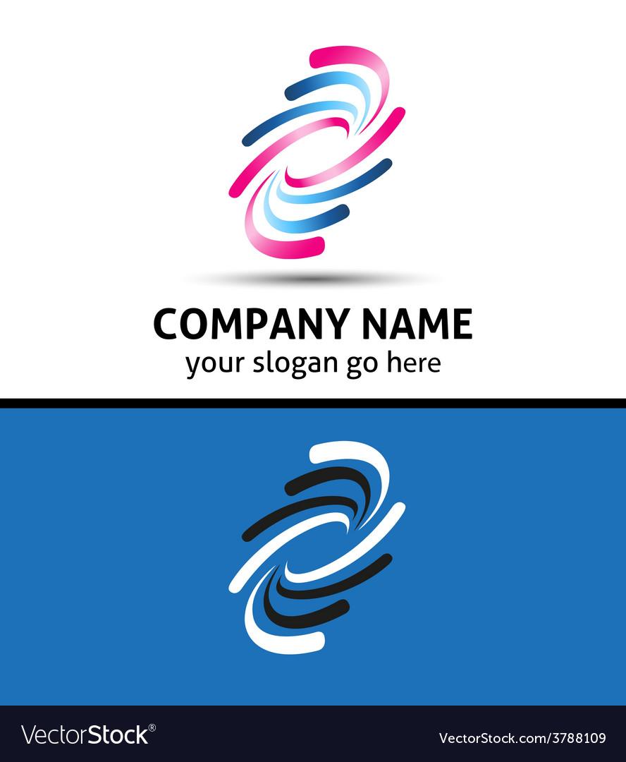 Creative media logo conceptsymbol vector | Price: 1 Credit (USD $1)