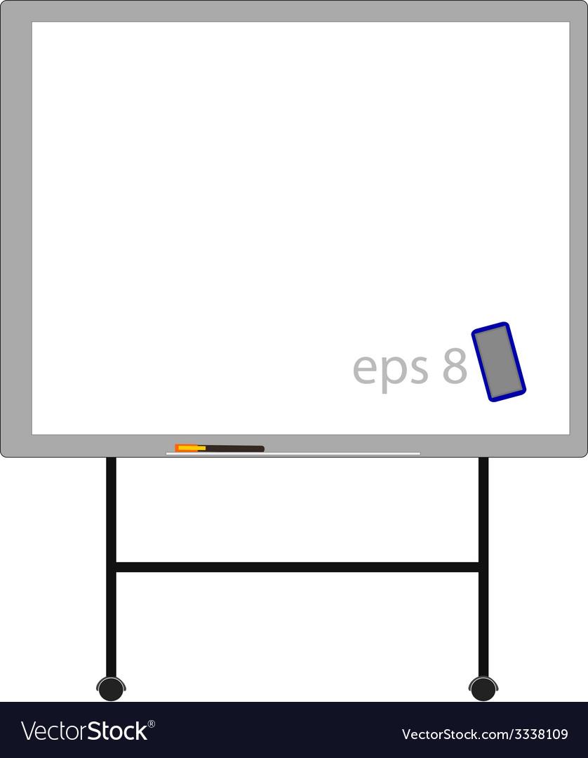 White board vector   Price: 1 Credit (USD $1)