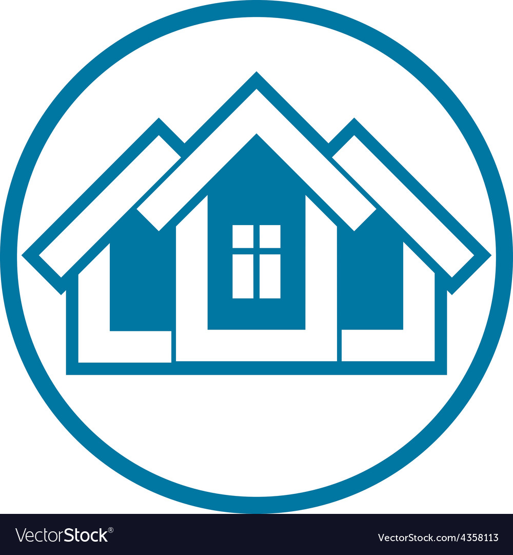Home symbol can be used in advertising and web vector   Price: 1 Credit (USD $1)