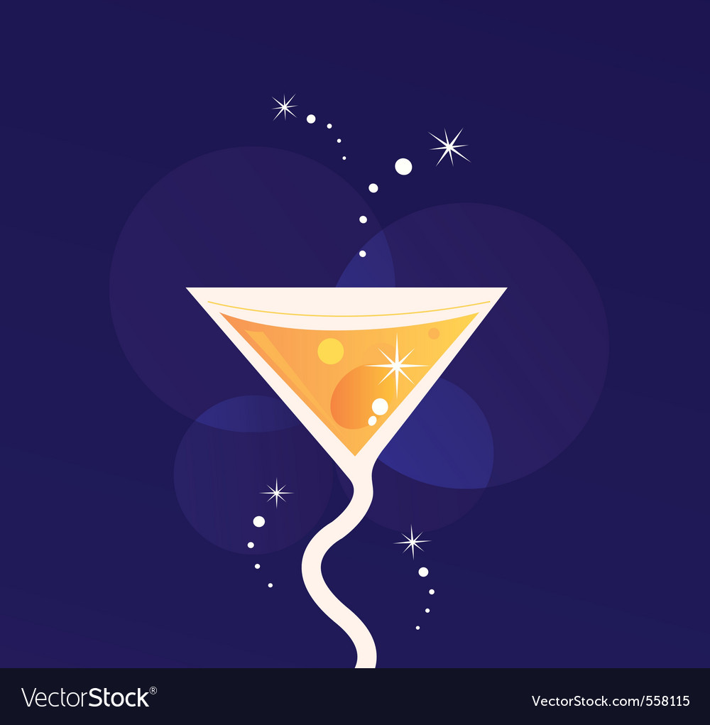 Fresh party summer drink vector | Price: 1 Credit (USD $1)