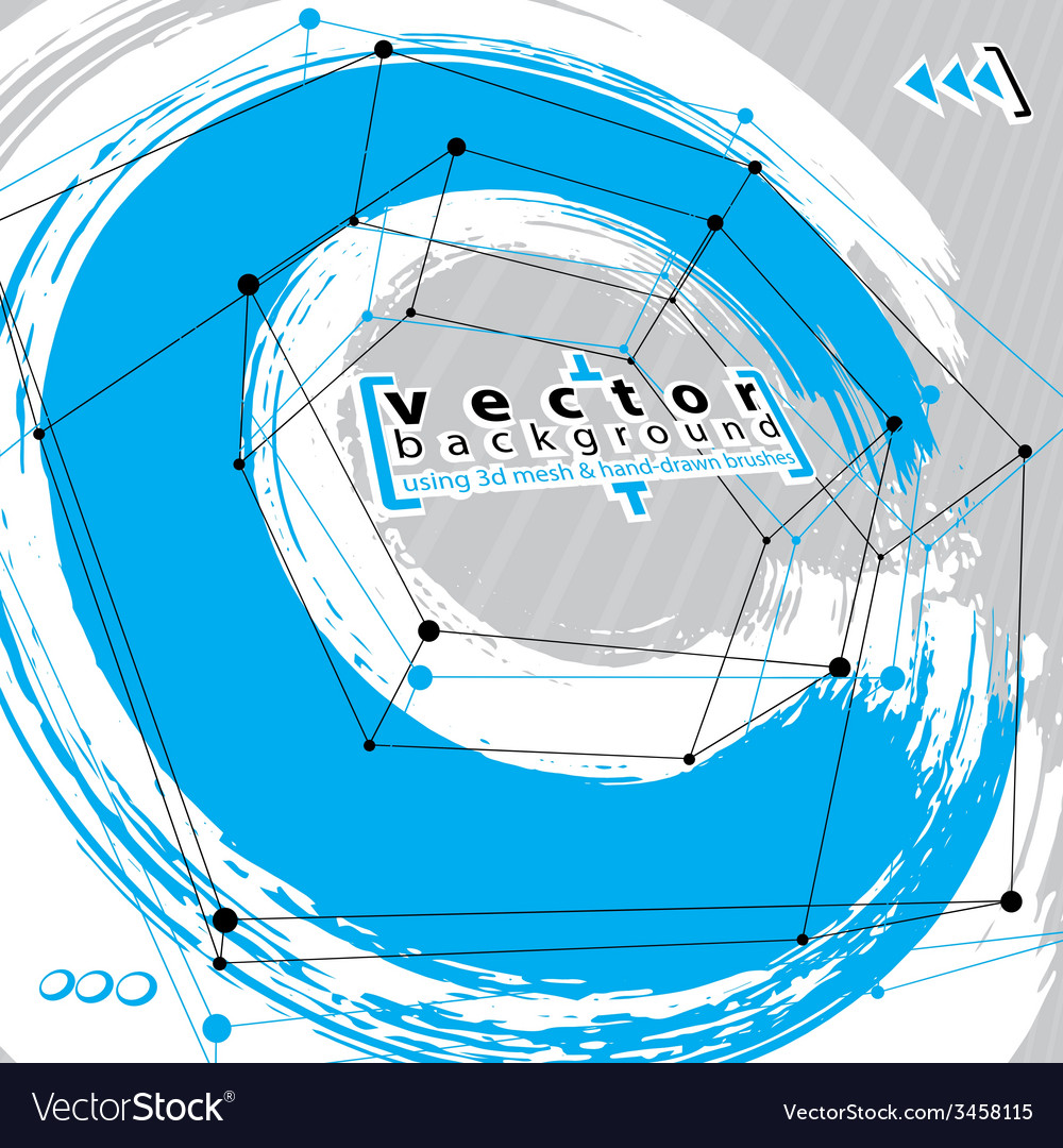 Grunge and technical background fbstract special vector | Price: 1 Credit (USD $1)