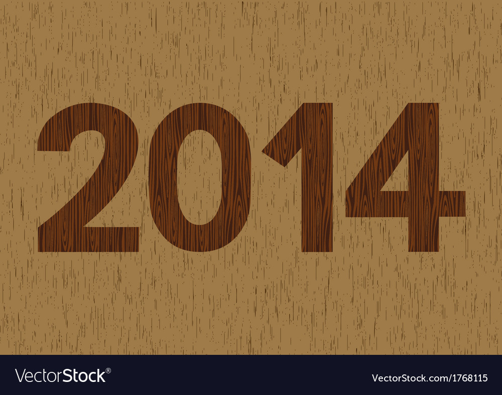 New year 2014 is coming soon3 vector | Price: 1 Credit (USD $1)