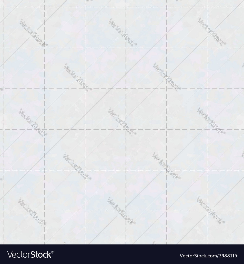 White plaid seamless pattern background vector | Price: 1 Credit (USD $1)