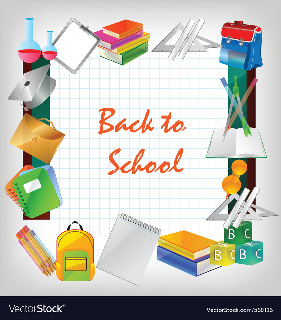 Back to school vector | Price: 3 Credit (USD $3)