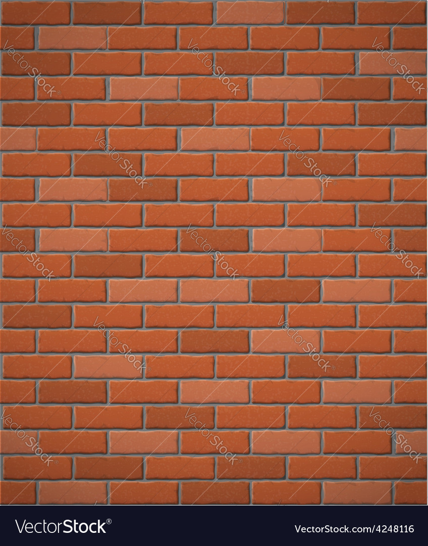 Brick wall 09 vector