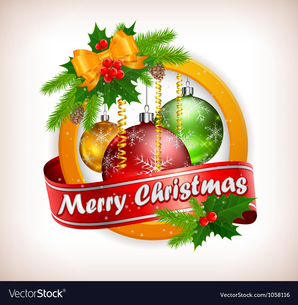 Christmas lable 10 ss 4 v vector | Price: 3 Credit (USD $3)