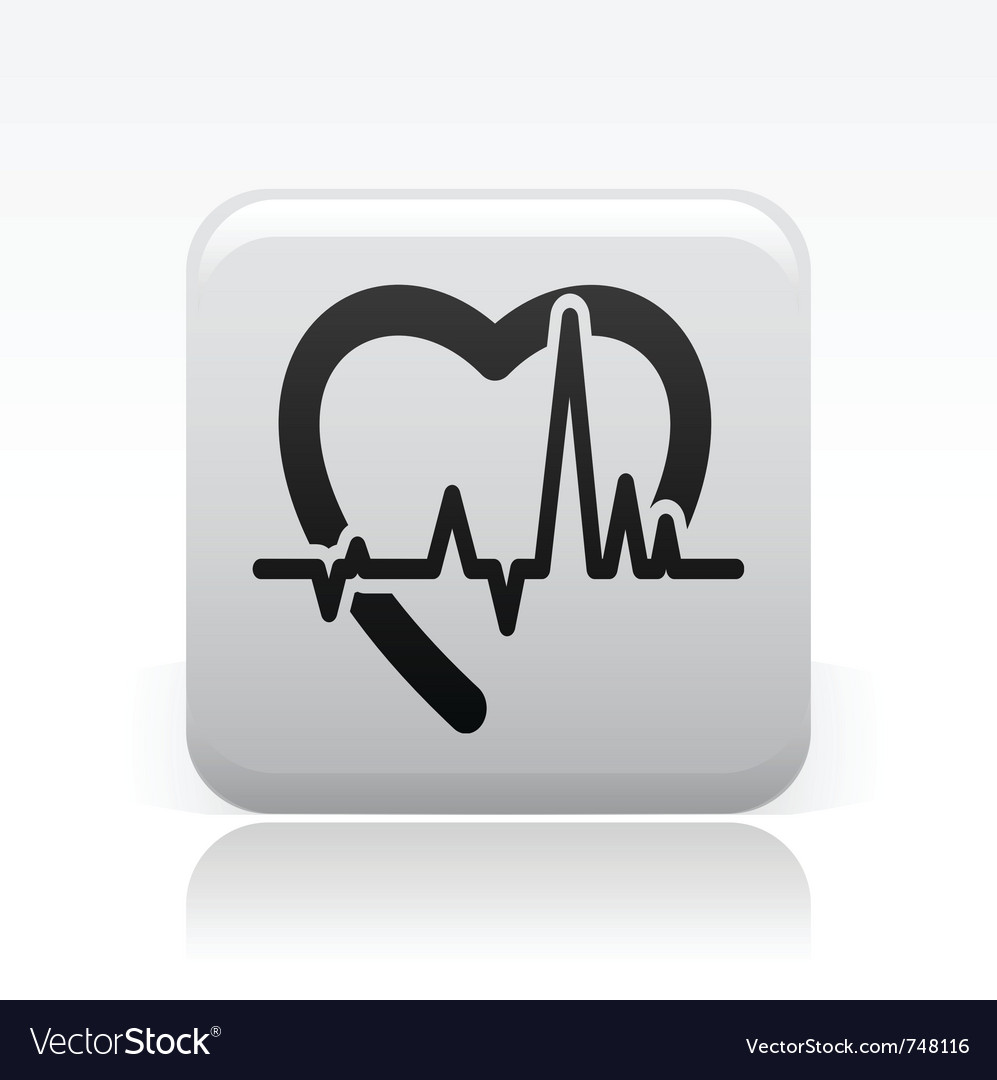 Health icon vector | Price: 1 Credit (USD $1)