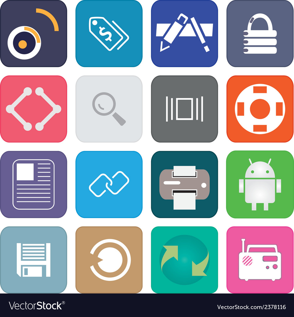 Web icons 34 vector | Price: 1 Credit (USD $1)
