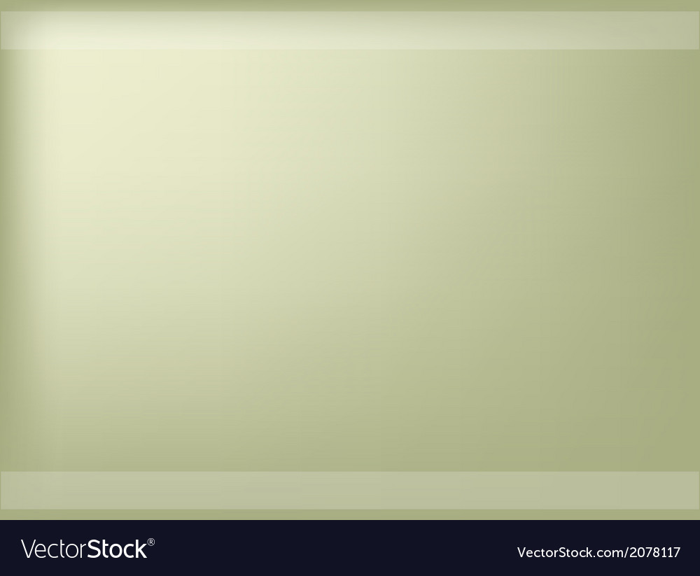 Abstract green background with line border vector | Price: 1 Credit (USD $1)