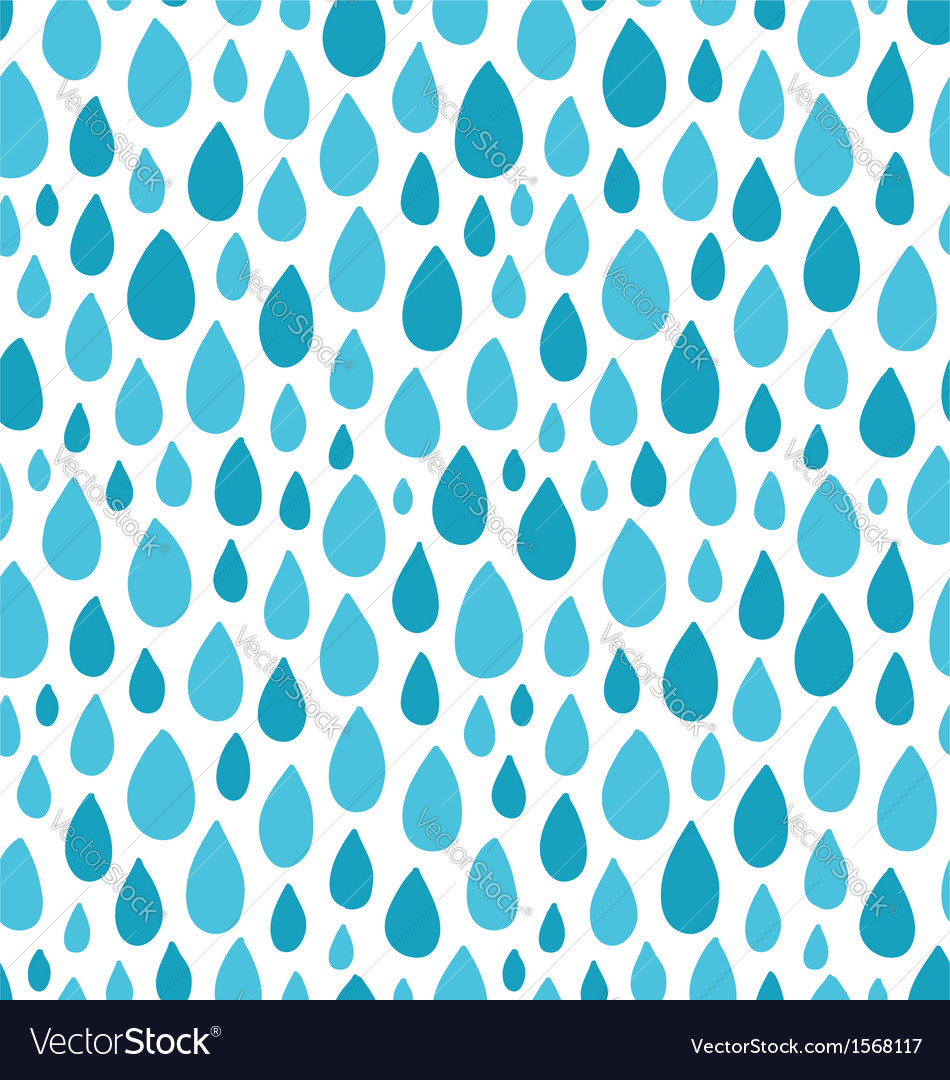 Rain drops vector | Price: 1 Credit (USD $1)