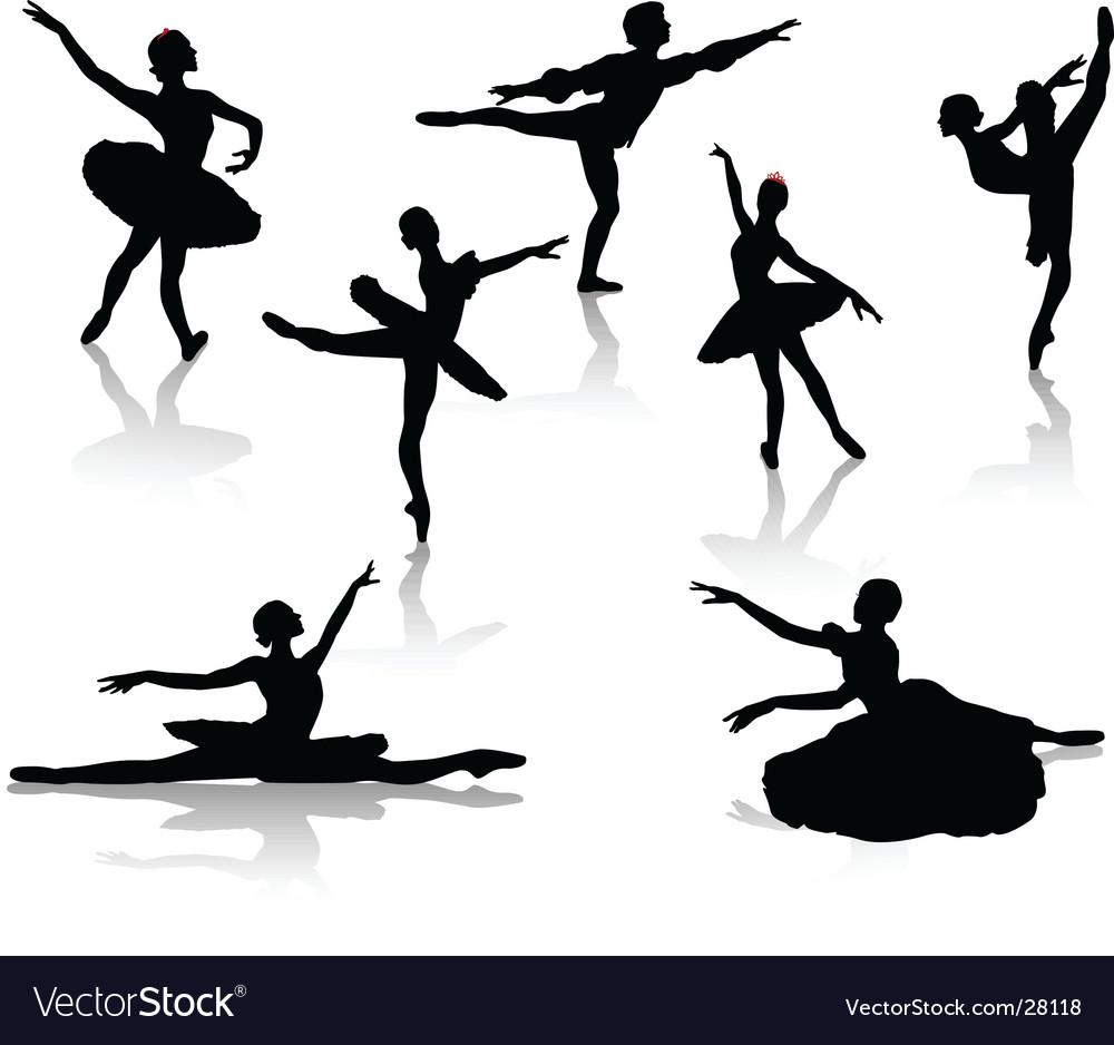 Ballet vector | Price: 1 Credit (USD $1)