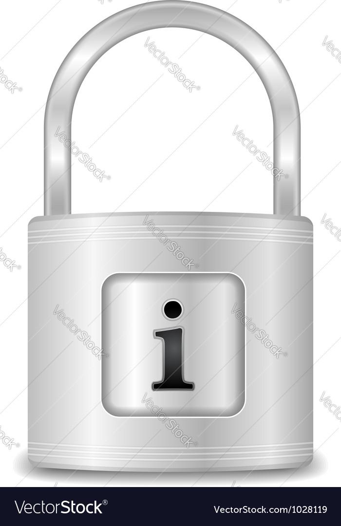 Information security vector | Price: 1 Credit (USD $1)