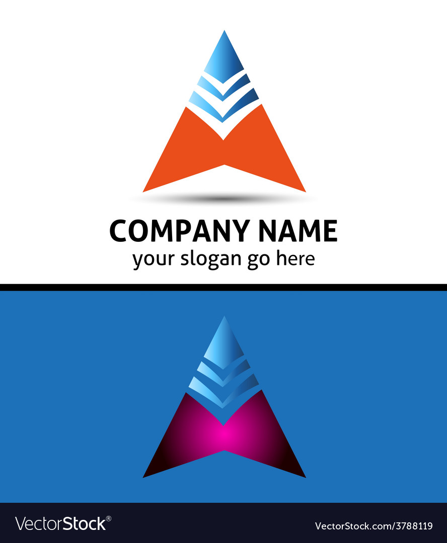 Success business arrow boost up logo icon vector | Price: 1 Credit (USD $1)