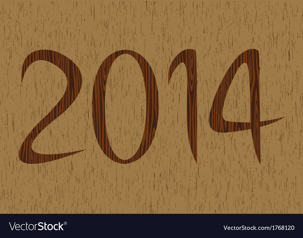 New year 2014 is coming soon4 vector | Price: 1 Credit (USD $1)