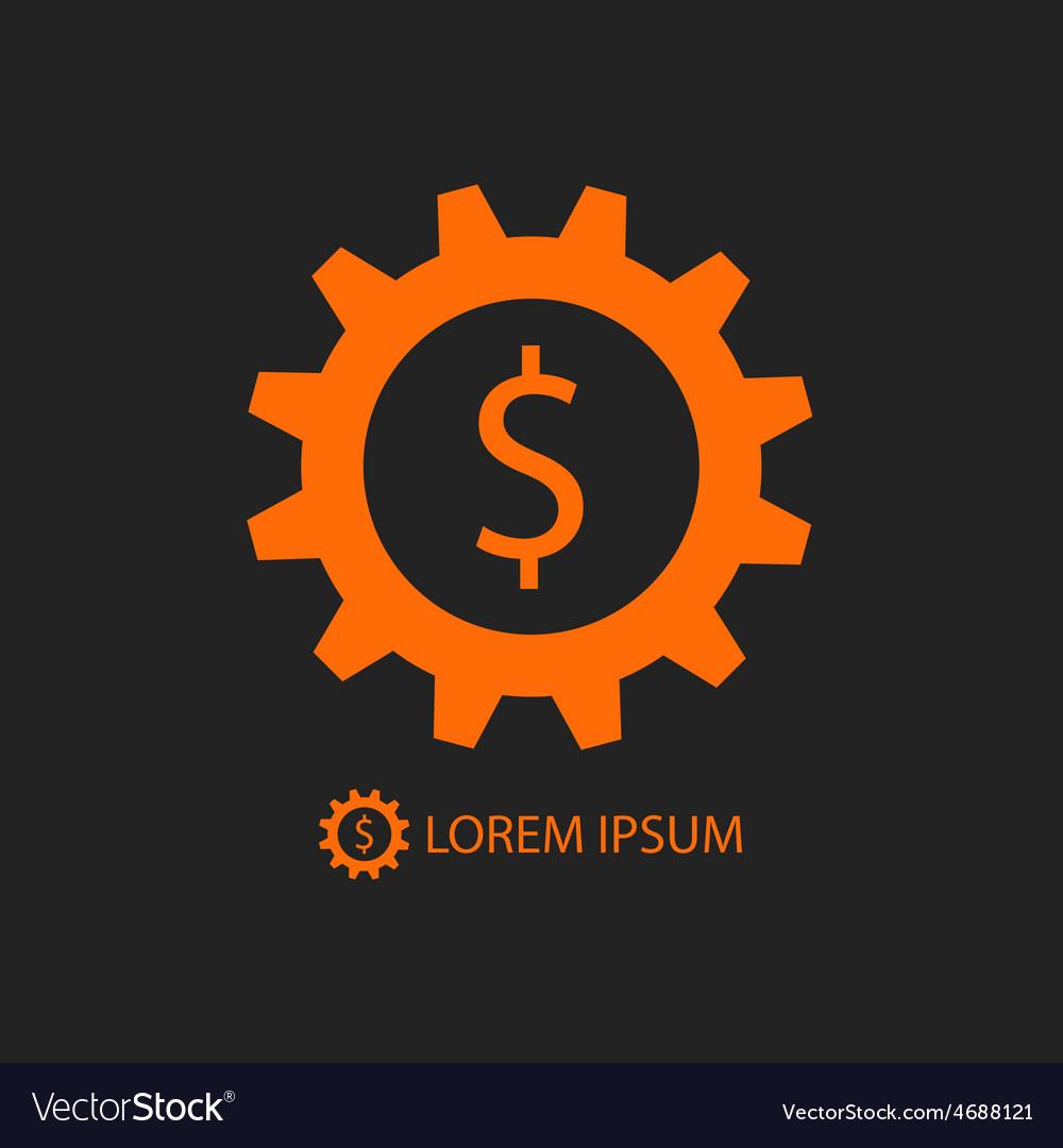 Orange business logo vector | Price: 1 Credit (USD $1)