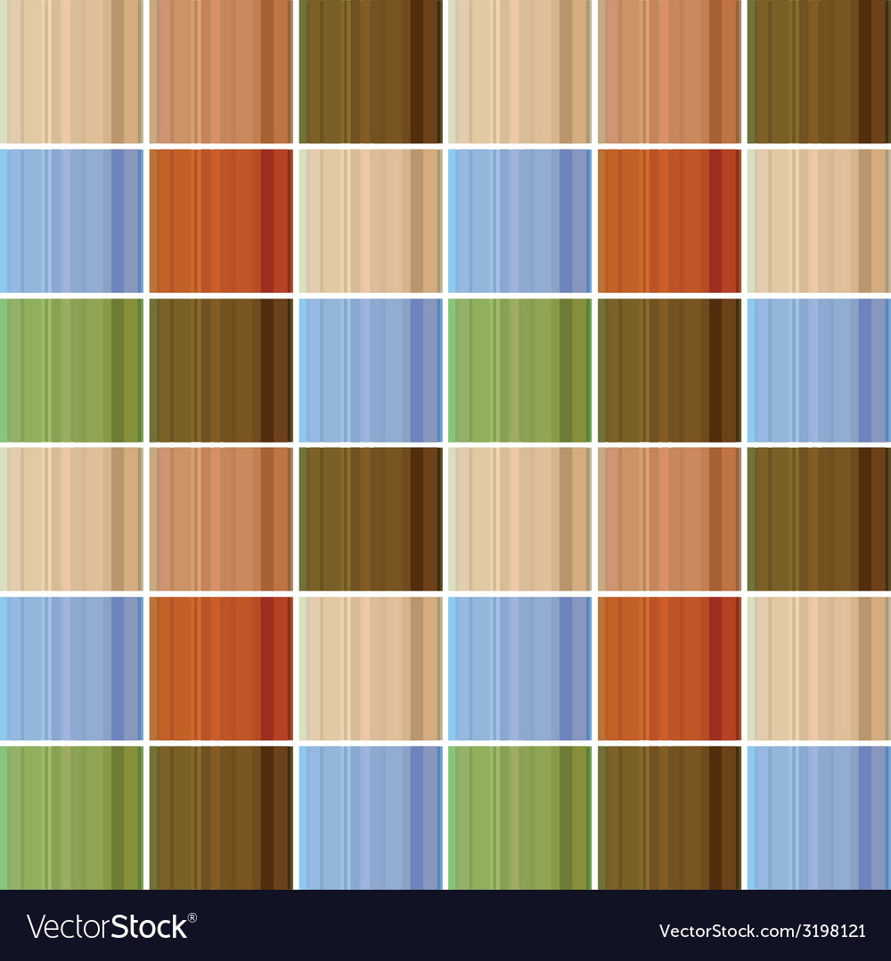 Seamless striped tiles vector | Price: 1 Credit (USD $1)