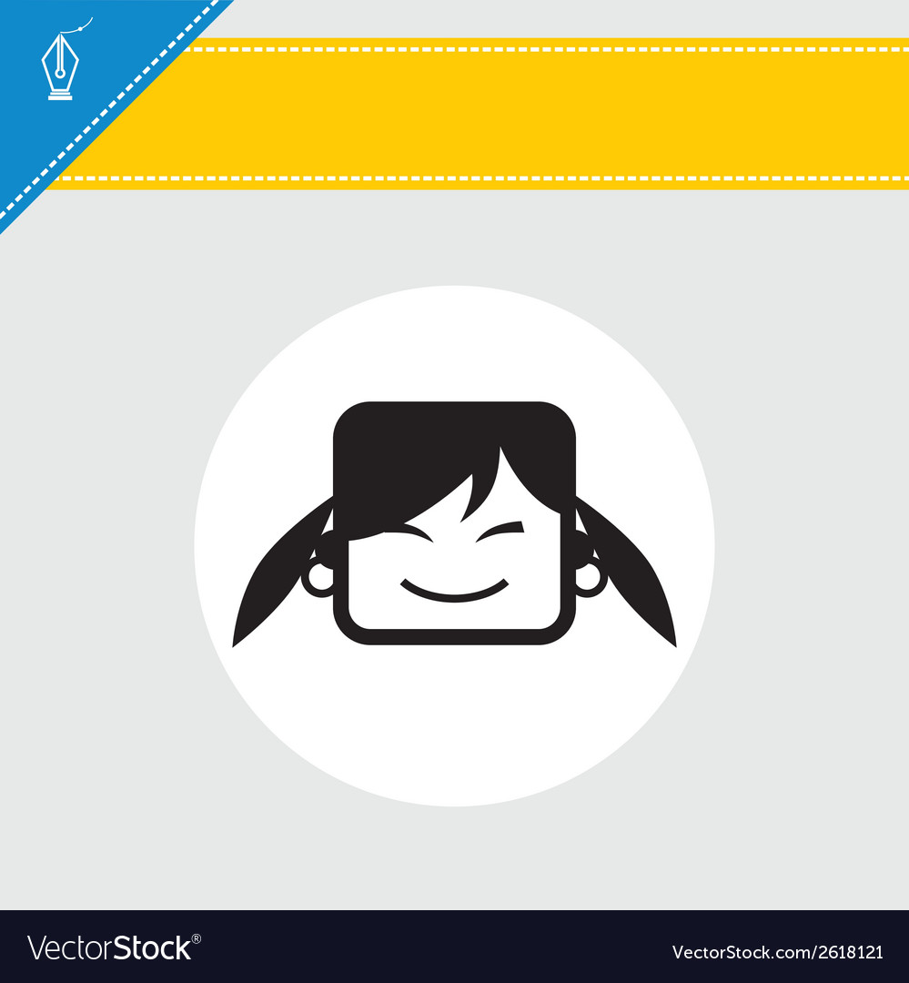 Smiley faces vector | Price: 1 Credit (USD $1)