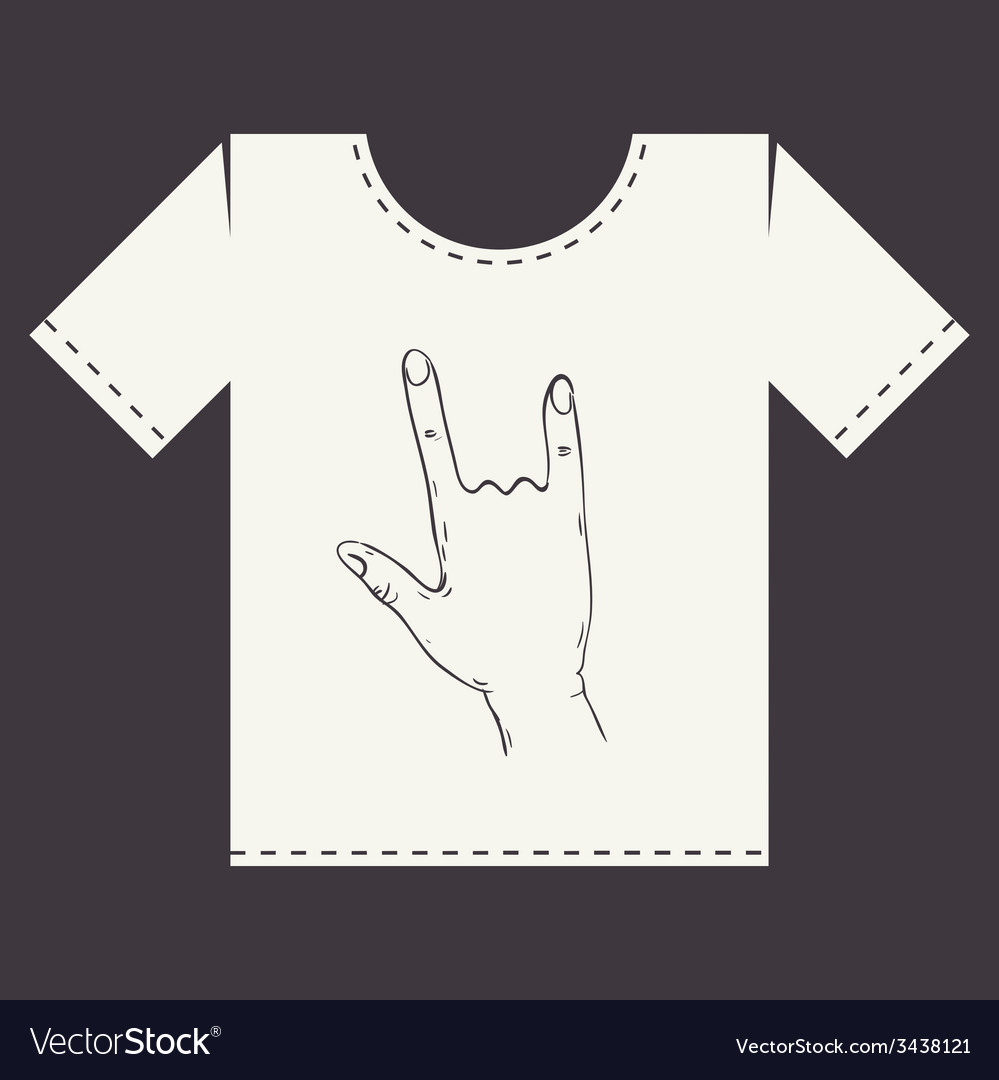 T shirt print design vector | Price: 1 Credit (USD $1)