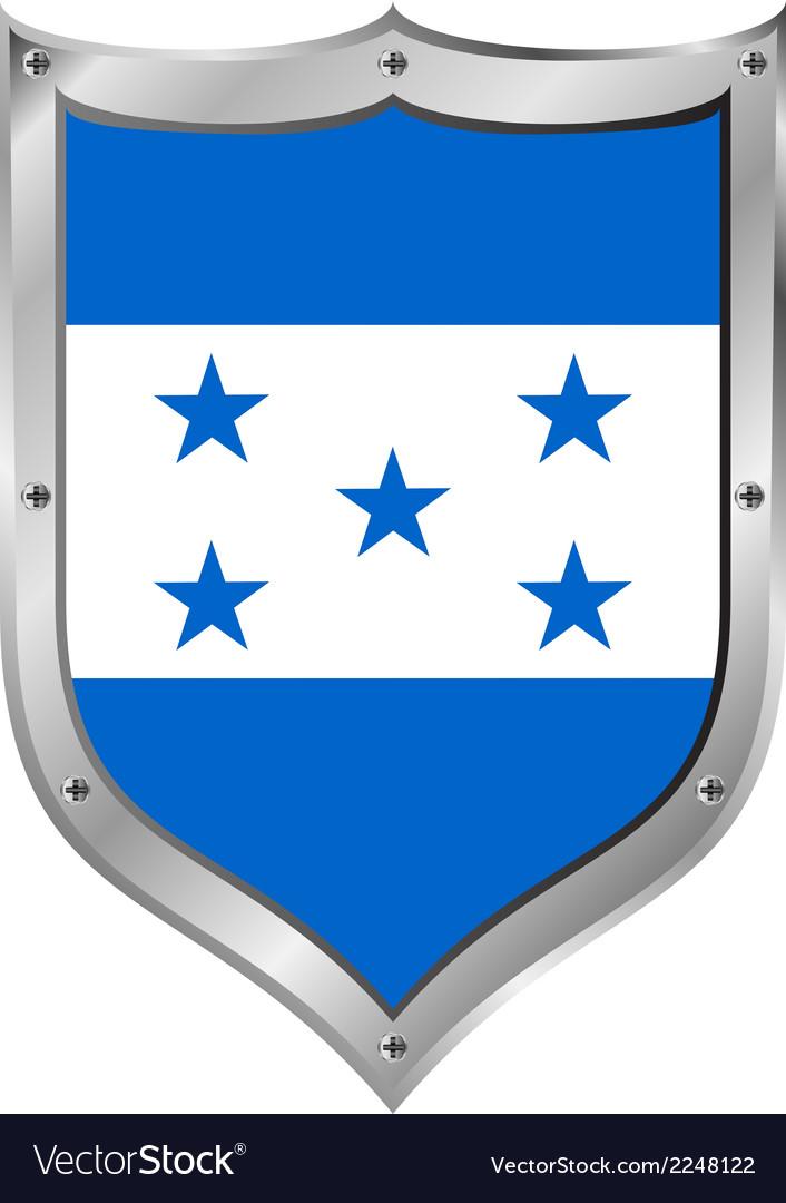 Honduras flag button vector   Price: 1 Credit (USD $1)