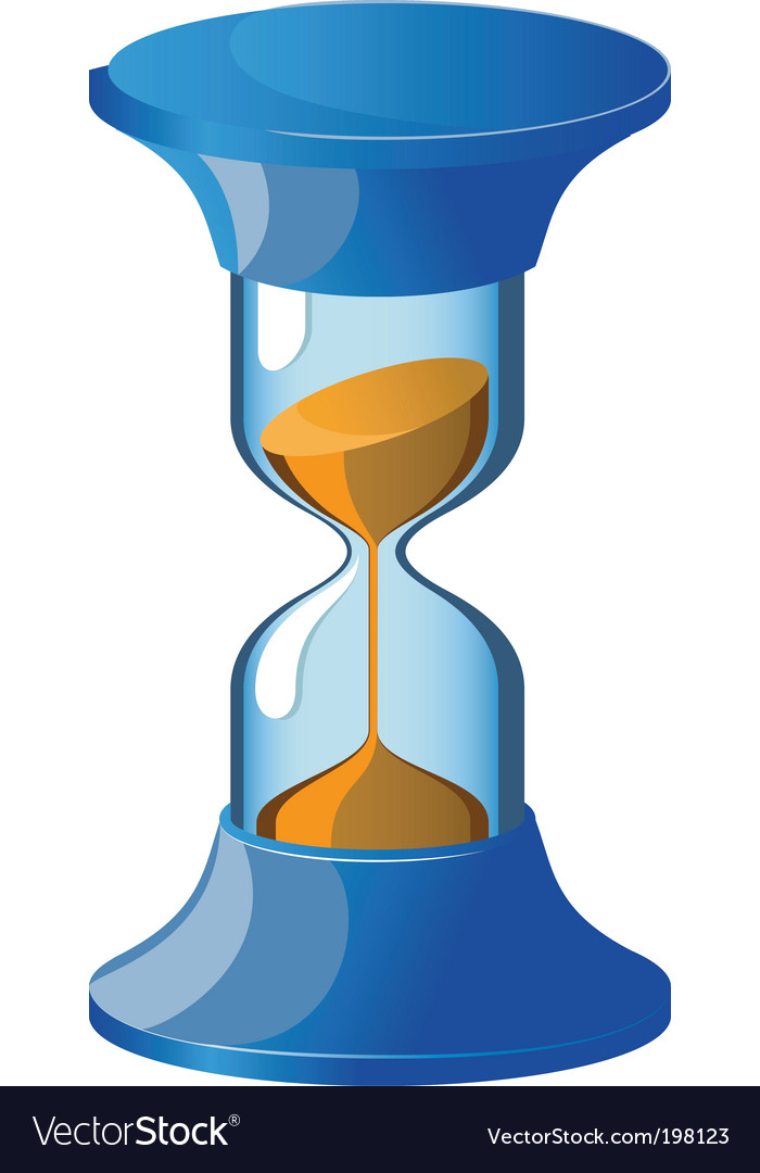Hour glass icon vector | Price: 1 Credit (USD $1)