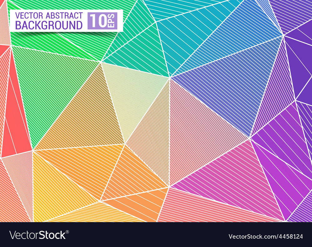 Colorful background color colorful rainbow vector | Price: 1 Credit (USD $1)