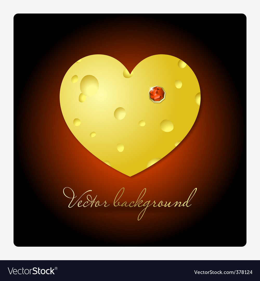 Valentine's background vector | Price: 3 Credit (USD $3)