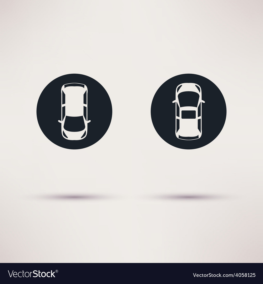 Parking icon graphic design flat style vector | Price: 1 Credit (USD $1)