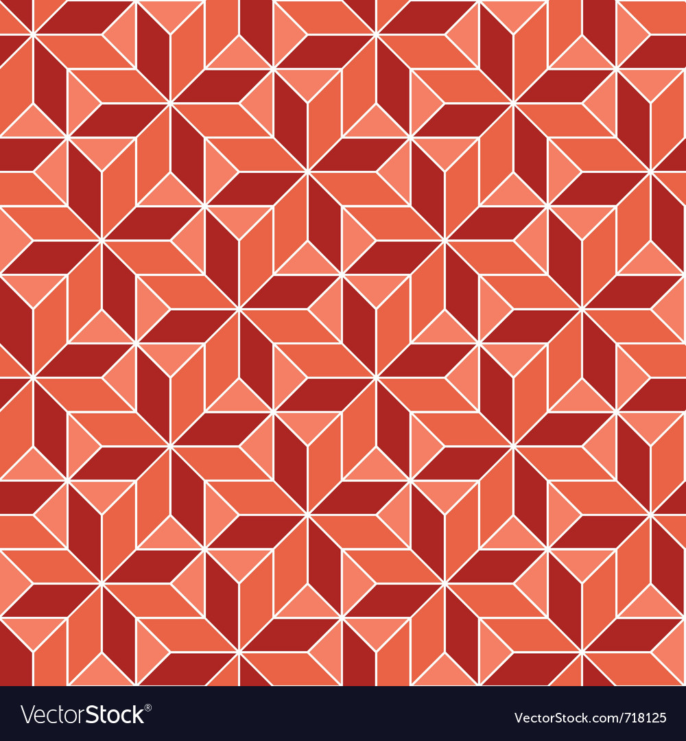 Retro geometric pattern vector | Price: 1 Credit (USD $1)
