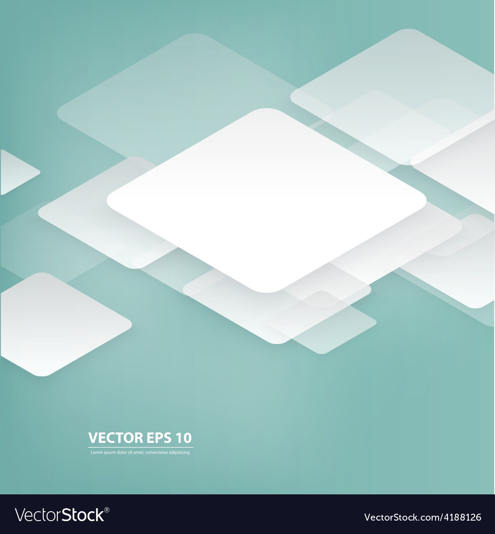 Design with rhombus on the grey vector | Price: 1 Credit (USD $1)