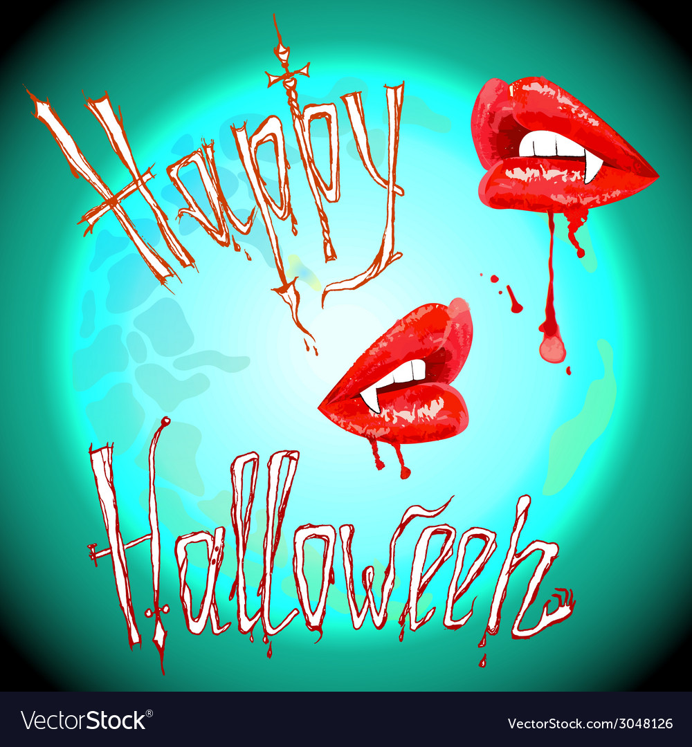 Vampire halloween vector | Price: 1 Credit (USD $1)